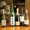 宮城県産の日本酒の他、ワインも豊富な品揃え
