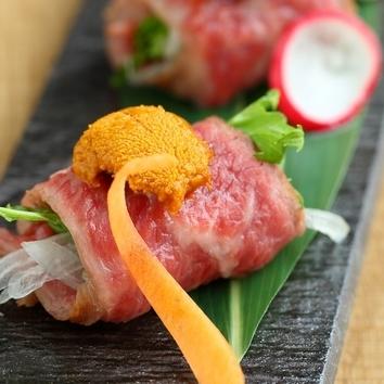 【全4品】月・火曜日限定!おまかせ握り寿司 3500円コース