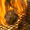 素材の味を生かす炉ばた焼き