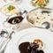 7月限定の旬のオマール海老と当店の炭火焼ステーキの2つのメインディッシュがつきますコース。