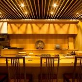 高級感をたたえた和みの和空間で、絶品料理を堪能