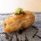 9貫出てくる寿司の締めくくり『煮アナゴ』