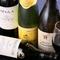 それぞれの料理と相性の良いワインをいただける愉しみ