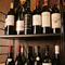 フランスワインを中心に、他の国のものも…