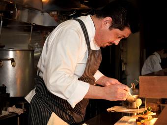 一皿一皿愛情を込めてお客様を料理でおもてなし