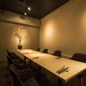 大切な接待の席や、ご家族・ご友人同士の会食などに