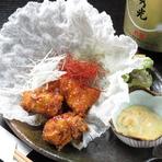 定番!国産鶏むね肉のチキン南蛮~自家製タルタルソース~