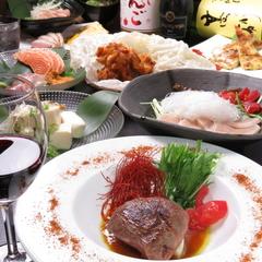 宴会に最適な料理内容!クーポンご利用で2780円!+1000円で飲み放題可