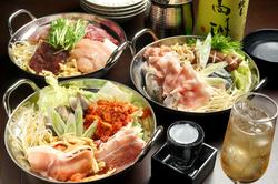 女性限定の女子会コースです!(料理のみ)クーポンご利用で2500円!このコースに+1000円で飲み放題可