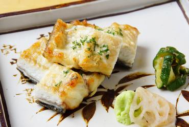 天然鰻(白焼/醤油焼)