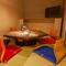 座敷やテーブル、掘りごたつなどバリエーション豊富な個室