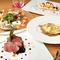 仕入れによって日々変化、遊び心のイタリアンコース料理