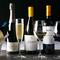 シニアソムリエが選び抜いたワインが充実のラインナップ