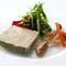 季節のグリル野菜をたっぷり添えた『オマール海老のロースト』