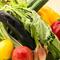 産地より毎朝直送される新鮮な季節野菜を使用しています。