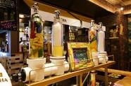 フルーツやハーブ・スパイスを抽出した、日替わり『ランドルフレーバービール』