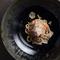 大阪近郊の食材をテーマに仕立てられた『紀州鴨 赤紫蘇 南高梅』(料理一例)