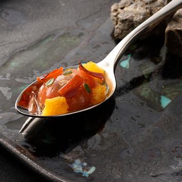 【スタンダードコース】厳選素材の旬を再創造 新感覚料理7品