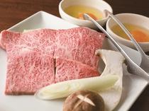 ◆仙台牛 牛トロ炙り焼き(卵黄付き)