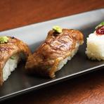 お好きな炙り焼きシリーズのお肉をのせて、お召し上がり下さい。