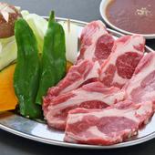 上生ラム野菜セット