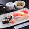 お好みの寿司が選べる、リーズナブルな『寿司ランチ』