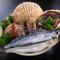 大和郡山市場から毎朝送られる「鮮魚」