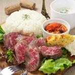 A5ランクの神戸牛・黒毛和牛を扱う本格派肉バル