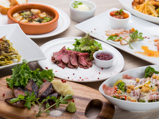 お肉料理だけでなく、魅力あふれるイタリアンバルメニュー
