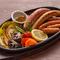あふれ出る肉のジューシーな旨味と野菜の甘味に舌鼓『ミッシュマッシュ』 S (2人前)