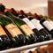 料理に合わせ楽しみたい、セラー管理の豊富なワイン