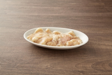 ウニと特製赤身肉のロール寿司