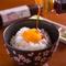 『しじみ醤油で食べる たまごかけご飯』