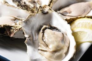 旬の大粒生牡蠣は新鮮&超濃厚なクリーミーさが自慢