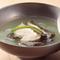 季節ごとの味わいを大切に、選りすぐりの旬の食材を使用