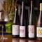 日本酒やワインはメニューにない銘柄もたくさん!