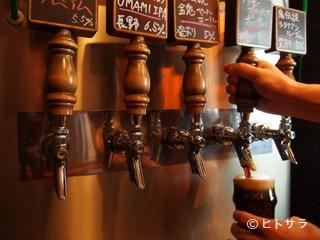 craftbeer&bar prositの料理・店内の画像1