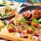 季節に合わせた色々なコース料理は、宴会にも嬉しいメニュー
