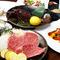 『フォアグラの鉄板焼き』など、ワインと好相性の料理揃い