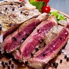 黒毛和牛ハラミステーキ