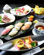 厳選食材をふんだんにつかった懐石料理『加賀百万石コース』