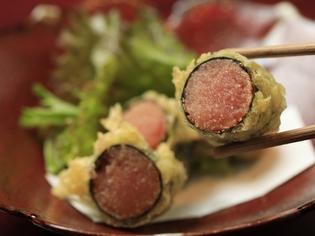 彩り豊かなイタリアン風『もつ蔵特製唐柿もつ鍋』