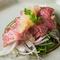 脂がのって、肉汁あふれる『石垣 サーロインステーキ 100g』
