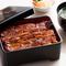 鰻の柔らかさを際立たせる、熊本県産コシヒカリの絶妙な炊き加減