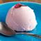 桜風味のアイスクリーム