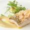 鯛の旨みをシンプルな調理法で際立たせた『甘鯛のうろこ焼き』