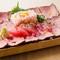 夏の宴会に最適、多彩に揃った鮪料理×日本酒で乾杯