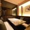 和の趣きある完全個室は、接待や会食での利用に好都合