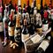 6つのワインセラーに大切に保管されている、500本以上のワイン!