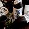 全国各地の人気の銘柄の日本酒を、ゆっくりと堪能